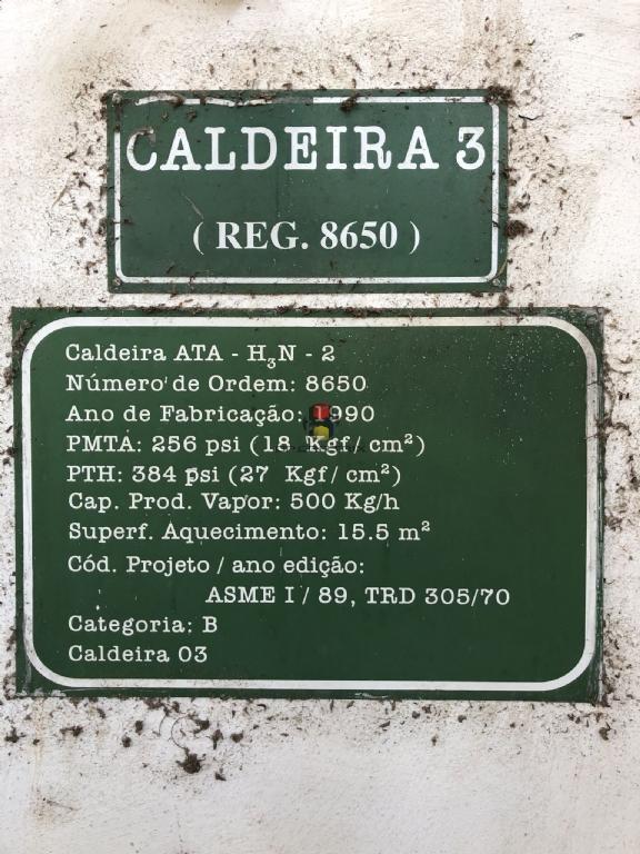 Foto: CALDEIRA DO PNEU (GÁS)