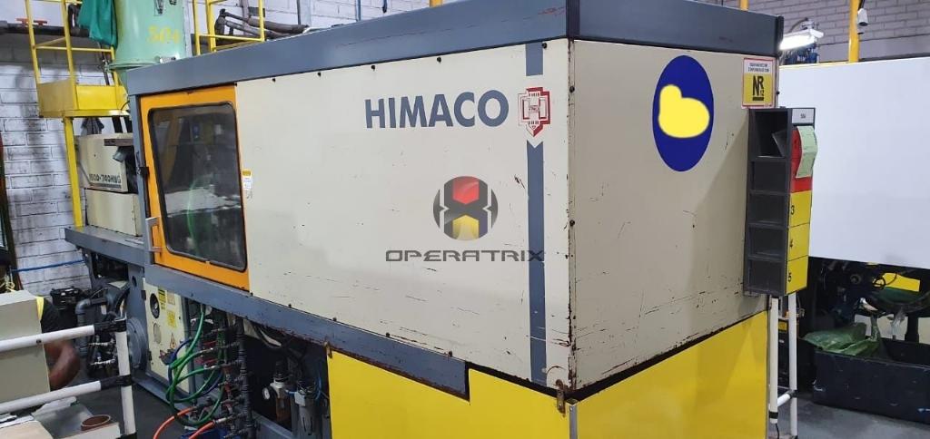 Foto: INJETORA DE PLÁSTICO HIMACO 1500 /740 HNG - ANO 2005