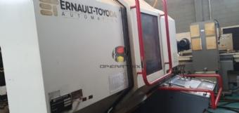 Foto: TORNO CNC ERNAULT TOYODA 32 - COM FERRAM. ACIONADAS E ALIMENTADOR