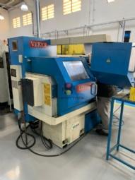 Foto: TORNO CNC VEKER LVK 175 - HIDRAULICO - ANO 2011