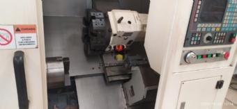 Foto: TORNO CNC HEADMAN MOD. CK-7130B DE 350MM X 140MM - COMANDO FAGOR