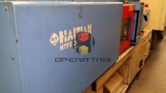 Foto: INJETORA DE PLASTICO HAITIAN HTF 58 X ANO 2007