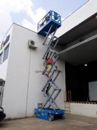 Foto: PLATAFORMA ELEVATORIA  EMBRO ALTURA 11.75 ,PESO 318 KG ANO 2020
