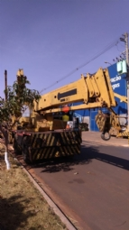 Foto: Guindaste Bantam Telekruiser 18 Ton x 18 metros